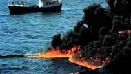 Ölpest erreicht amerikanische Küste