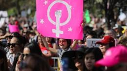 Frauen gegen Sexismus