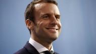 Wirtschaftliche Veränderungen: Die Wahl von Macron hat den französischen Aktienmarkt beflügelt.