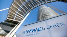RWE steigert Gewinn um 20 Prozent