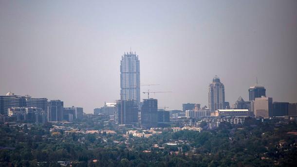 Afrikas größtes Hochhaus