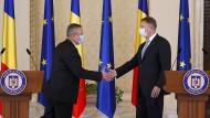Rumäniens Präsident Johannis: Ein Karlspreisträger auf Abwegen