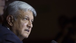 """Wie Mexikos neuer Präsident gegen die """"Mafia der Macht"""" ankämpfen will"""