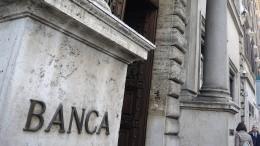 Italien ist Sprengstoff für die Euroreformen