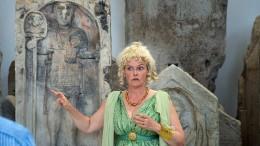 Mit Aurelia in die Römerzeit
