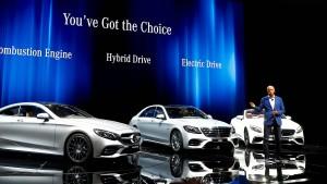 Daimler verspricht sichere Arbeitsplätze bis 2030