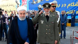 Iran präsentiert neues Raketenabwehrsystem