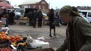 Kaukasischer Themenwechsel in Russland