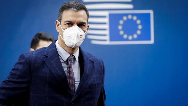 Streit in Madrid über Sánchez' Aussöhnungsgeste