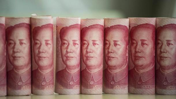 Verwirrung um Chinas Währung