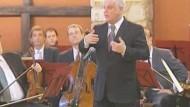 Barenboim dirigiert in Gaza
