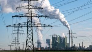 Deutsche fürchten steigende Strompreise