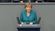 Merkel sagt arabischen Reformstaaten Hilfe zu