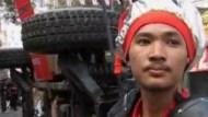 Schwere Unruhen in Bangkok