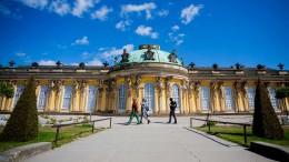 Warum Baerbock und Scholz im reichen Potsdam antreten