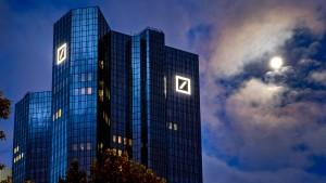 BaFin verlangt von der Deutschen Bank strengere Kontrollen