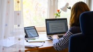 Bald kein Word mehr für Schüler? Datenschützer haben große Bedenken.