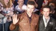 Timberlake begeistert Modefans in Berlin