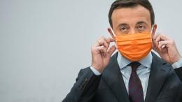 CDU verschiebt Parteitag auf unbestimmte Zeit