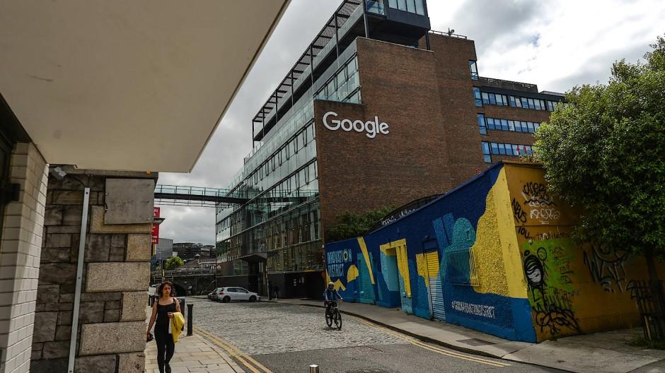 Googles Europa-Zentrale in Dublin: Die Entscheidung großer Unternehmen für Irland brachte beiden Seiten große finanzielle Vorteile.
