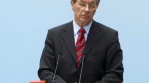Müntefering deutet Rücktritt an