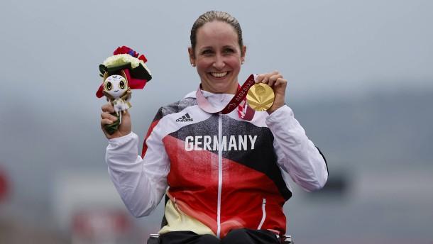 Zeyen holt Gold – vier Medaillen für deutsches Radteam