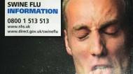 Schweinegrippe hat Großbritannien im Griff
