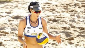 Wie sich eine Sportlerin mit Bolsonaro anlegt