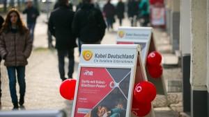 Streit um Kabel Deutschland spitzt sich zu
