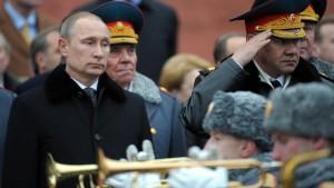 Putins Dilemma