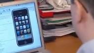 Baumeister der Smartphone-Apps