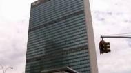 Weltgemeinschaft verschärft Sanktionen