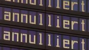 Pilotengewerkschaft bestreikt Lufthansa City-Line