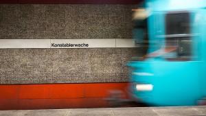 Ausfälle im Frankfurter U-Bahnverkehr