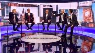 Unmissverständlich äußerte sich Johnson nur zu der Frage, die seine künftigen Wähler, die Mitglieder der Konservativen Partei, am meisten interessiert: zum Brexit.