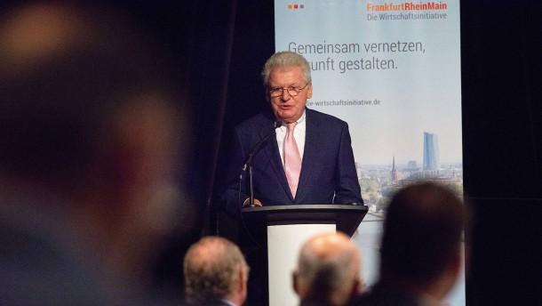 """""""Der Rhein-Main-Region fehlt eine Strategie"""""""
