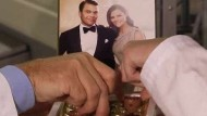 Süßer Hochzeitsgruß für Schwedens Traumpaar