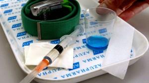 Mehr Methadonbehandlungen in hessischen Gefängnissen