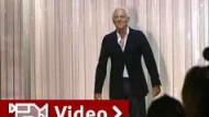 Giorgio Armani eröffnet Haute-Couture-Schauen