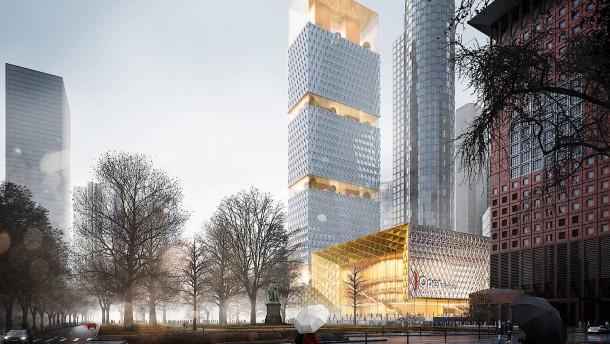 Wie Frankfurt für seine Bühnen plant