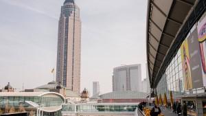 Hat das Coronavirus Folgen für die Frankfurter Messe?