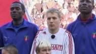 Fußball für Haiti