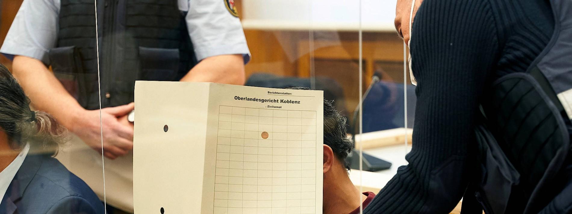 Haftstrafe im weltweit ersten Prozess in Koblenz