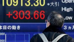 Die Renaissance des japanischen Aktienmarktes