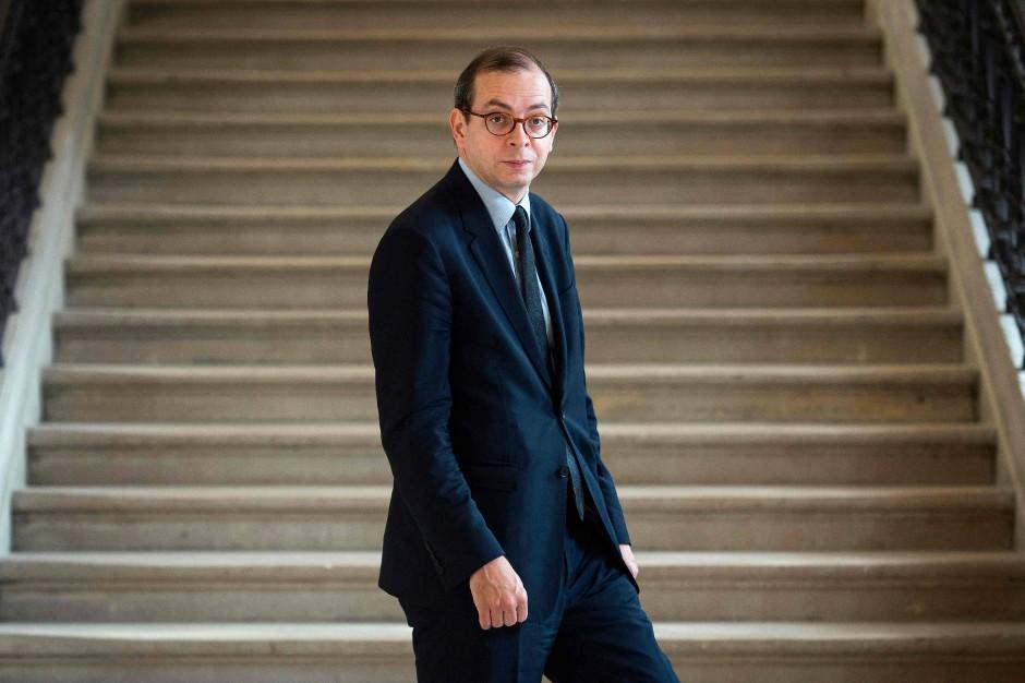 Der neue Direktor des Centre Pomipdou, Laurent Le Bon, hat viel vor.