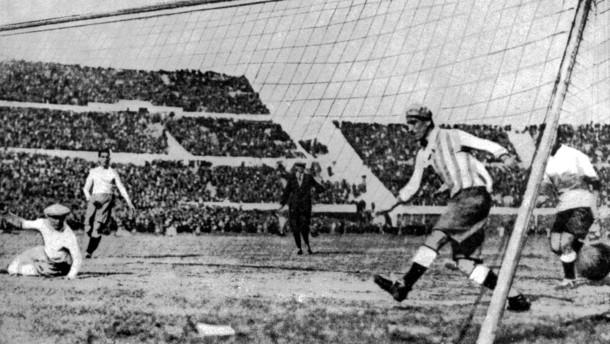 Uruguay wird Fußball-Weltmeister