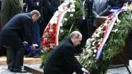 Gemeinsames Gedenken von Polen und Russland