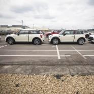 Auch die Minis, die in Großbritannien produziert werden, dürften von Preissteigerungen betroffen sein.