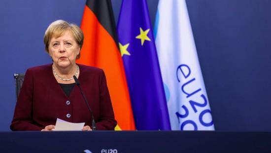Merkel sagt EU-Gipfel im November in Berlin ab