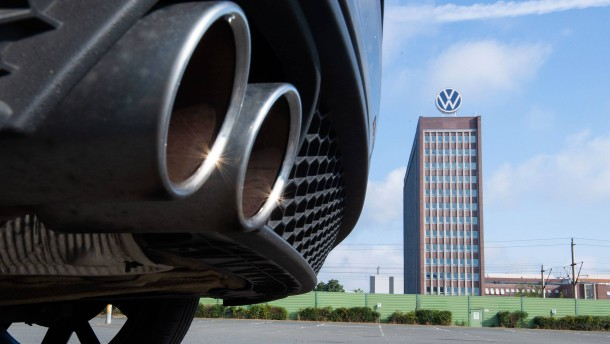 Umweltverbände verklagen Autokonzerne